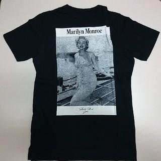 マスターマインドジャパン(mastermind JAPAN)のmastermind x THEATER8 半袖Tシャツ マリリン・モンロー(Tシャツ/カットソー(半袖/袖なし))