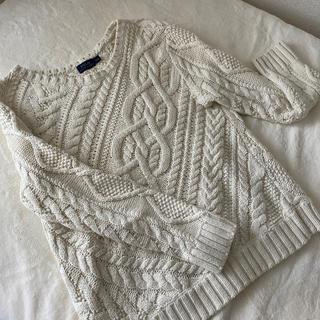 POLO RALPH LAUREN - ポロ ラルフローレン 春物セーター