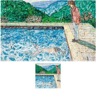 村上隆 MADSAKI ポスター 2枚セット(版画)