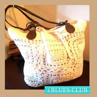 イブルース(IBLUES)の◆ i BLUES CLUB◆ショルダーバッグ             (ショルダーバッグ)