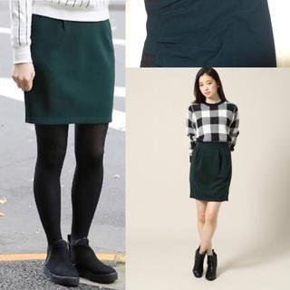 ローリーズファーム(LOWRYS FARM)のローリーズ♡グリーンタイトスカート(ミニスカート)