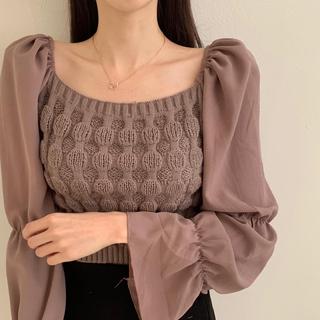 dholic - ブラウス 韓国ファッション