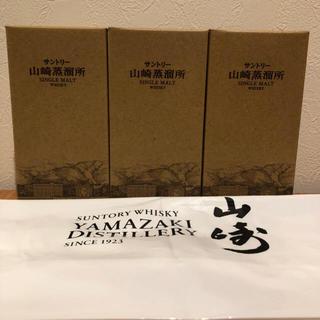 サントリー - 山崎蒸留所限定ウイスキー☆サントリー☆300ml☆3本セット