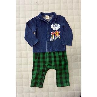 エーアーベー(eaB)の美品 80cm 子供服 男の子 5点 eab、GAP、JUNK STORE(パンツ)