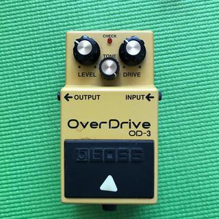 ボス(BOSS)のOver Drive OD-3(エフェクター)