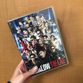 エグザイル トライブ(EXILE TRIBE)のHIGH&LOW LIVEDVD(ミュージック)