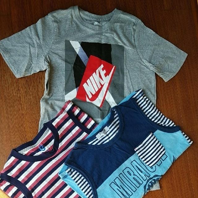 NIKE(ナイキ)の☆様専用 ナイキのみ キッズ/ベビー/マタニティのキッズ服男の子用(90cm~)(Tシャツ/カットソー)の商品写真