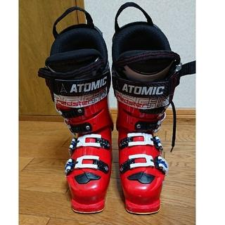 アトミック(ATOMIC)のATOMIC スキーブーツ WORLDCUP130(ブーツ)