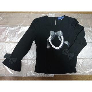 エムズグレイシー(M'S GRACY)のM'S GRACY デザインTシャツ(Tシャツ(長袖/七分))