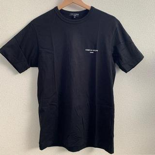 コムデギャルソン(COMME des GARCONS)のCOMME des GARCONS HOMME S/SロゴTシャツ(Tシャツ/カットソー(半袖/袖なし))