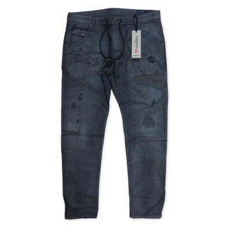 ディーゼル(DIESEL)の定価4.3万! 新品 DIESEL ジョグジーンズ イタリア製 W36 XL(デニム/ジーンズ)