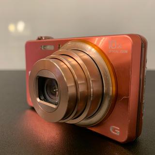 SONY - デジカメ ソニーサイバーショット10× 本体充電器セット