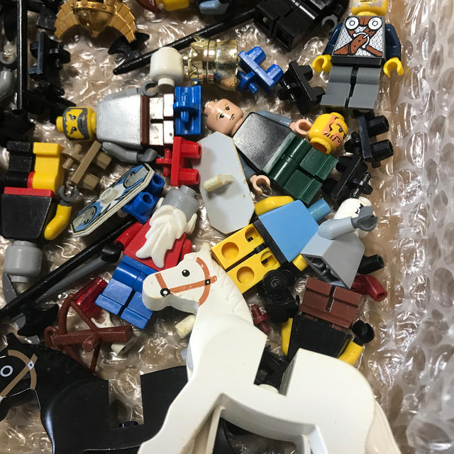 Lego(レゴ)のレゴLEGO 超ジャンク 色々 キッズ/ベビー/マタニティのおもちゃ(知育玩具)の商品写真