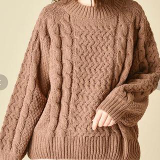 ナチュラルクチュール(natural couture)のニット/セーター(ニット/セーター)
