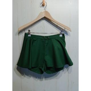 アウラアイラ(AULA AILA)のAULA AILA 巻きスカート付きショートパンツ(ショートパンツ)