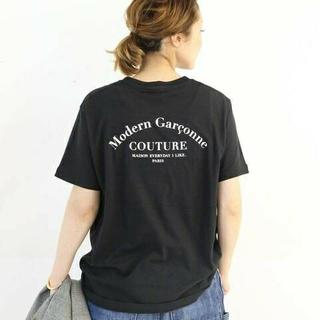 DEUXIEME CLASSE - ドゥーズィエムクラス MODERN GARCONNE Tシャツ