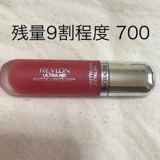 REVLON - レブロン ウルトラ  HD マット リップカラー 700