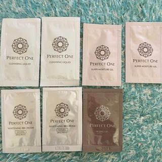パーフェクトワン(PERFECT ONE)のパーフェクトワン サンプル 新品(サンプル/トライアルキット)