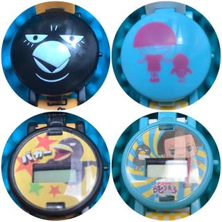 タカラトミーアーツ(T-ARTS)のチコちゃんに叱られる ガチャガチャ 腕時計 2本 セット(キャラクターグッズ)