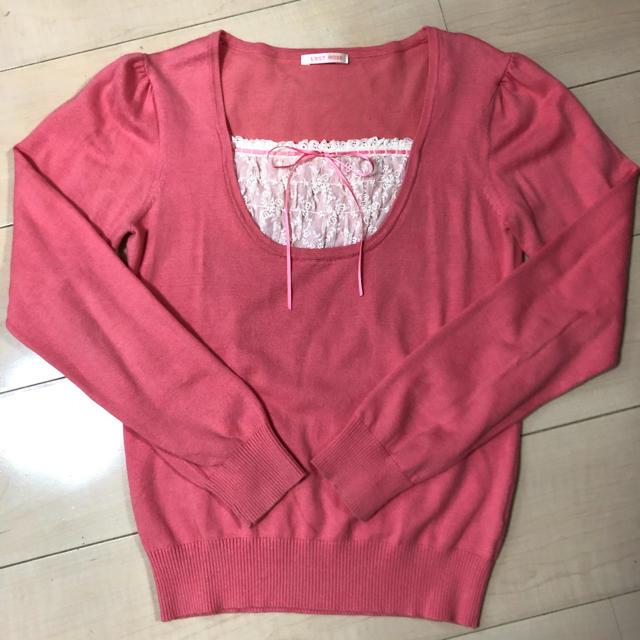 L'EST ROSE(レストローズ)のセーター レディースのトップス(ニット/セーター)の商品写真