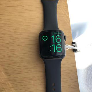 アップルウォッチ(Apple Watch)のApplewatch series4   44mm(スマートフォン本体)