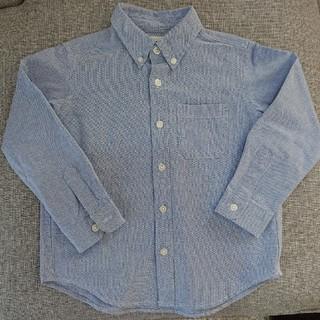 GU - GU デニムシャツ こども服 120cm