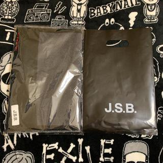 三代目 J Soul Brothers - J.S.B. フェイスタオル
