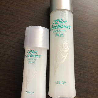ALBION - アルビオン 薬用スキンコンディショナー エッセンシャル スキコン