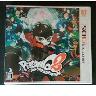 ニンテンドー3DS - 3DS ペルソナQ2 ほぼ未使用品