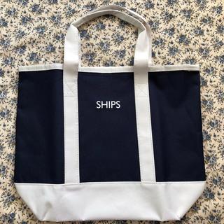 SHIPS - ships ミニトート
