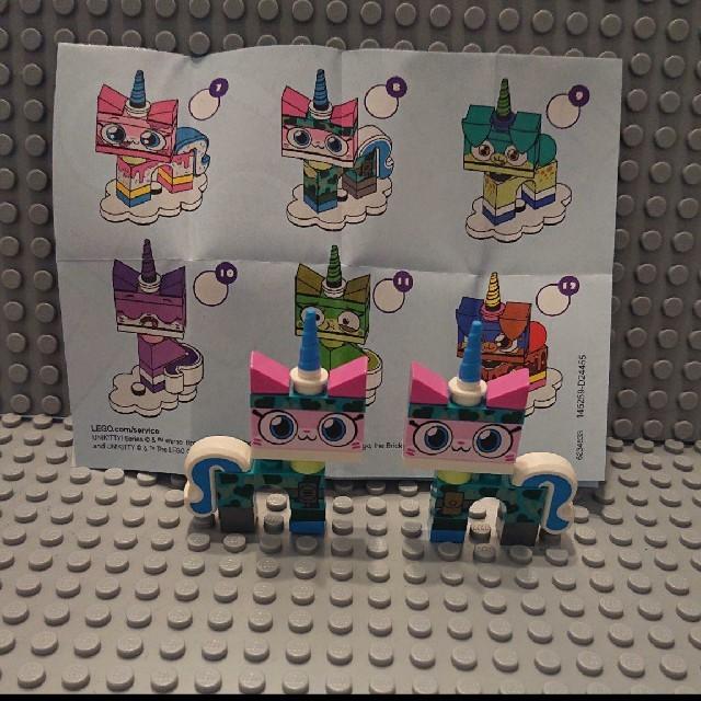 Lego(レゴ)のLEGO レゴ ミニフィグ ユニキャット ユニキティコレクション キッズ/ベビー/マタニティのおもちゃ(知育玩具)の商品写真