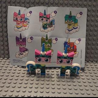 Lego - LEGO レゴ ミニフィグ ユニキャット ユニキティコレクション