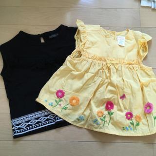ジンボリー(GYMBOREE)のフタフタ ジンボリー(Tシャツ/カットソー)