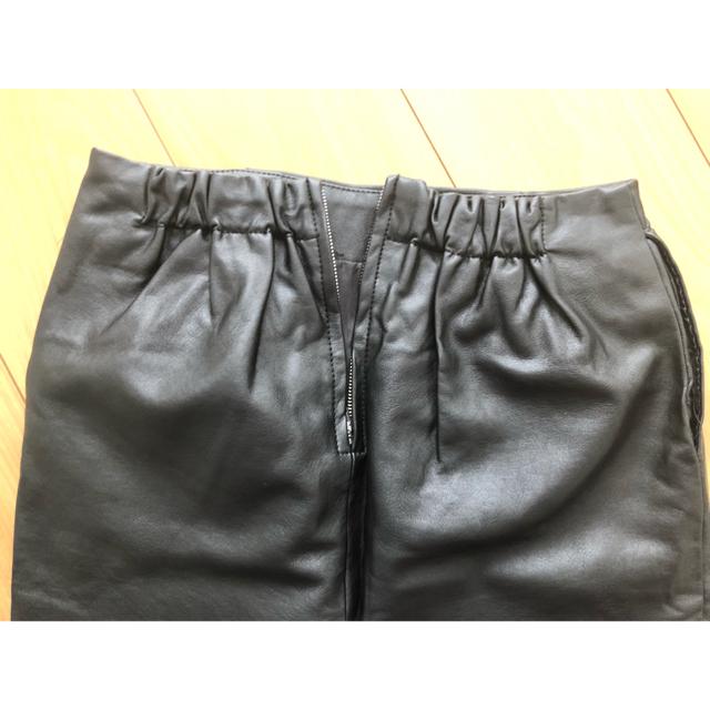 GRL(グレイル)のレザースカート レディースのスカート(ひざ丈スカート)の商品写真