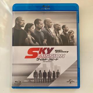 ユニバーサルエンターテインメント(UNIVERSAL ENTERTAINMENT)のワイルドスピード スカイミッション Blu-rayディスク(外国映画)