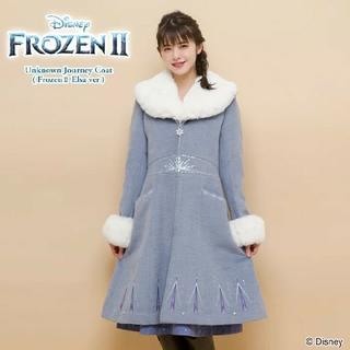 Secret Honey - シークレットハニー アナと雪の女王 Unknown Journey コート