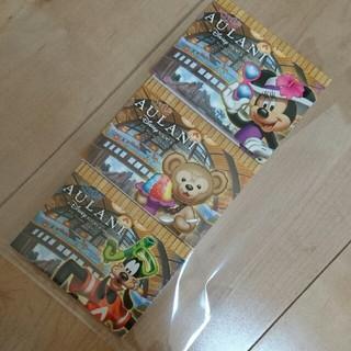 Disney - アウラニ ディズニー メモ 3冊