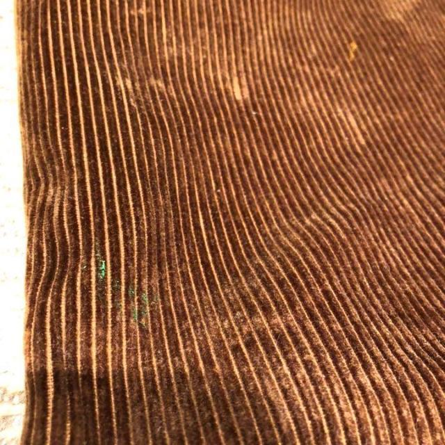 DRIES VAN NOTEN(ドリスヴァンノッテン)のPhipps 18AW CORDUROY TROUSER メンズのパンツ(ワークパンツ/カーゴパンツ)の商品写真