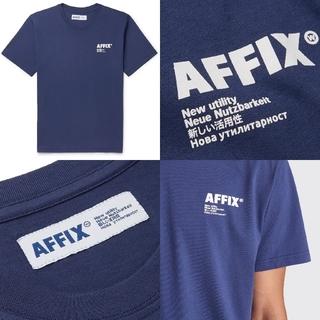 コムデギャルソン(COMME des GARCONS)の新品 AFFIX S サイズ Tシャツ Tee kiko kostadinov(Tシャツ/カットソー(半袖/袖なし))