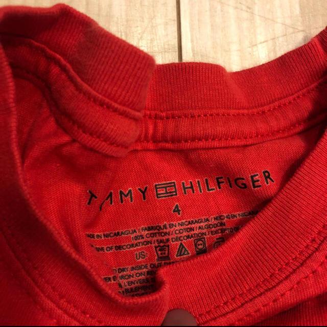 TOMMY HILFIGER(トミーヒルフィガー)のdragonS様 専用ページ キッズ/ベビー/マタニティのキッズ服男の子用(90cm~)(Tシャツ/カットソー)の商品写真