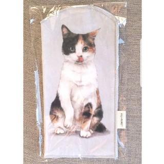 フェリシモ(FELISSIMO)のフェリシモ 猫のペットボトルタオル(日用品/生活雑貨)