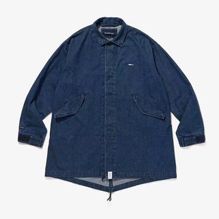 W)taps - DESCENDANT CRICKET DENIM JACKET