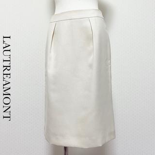 ロートレアモン(LAUTREAMONT)の新品タグ付 LAUTREAMONT ジェントリードビーオックススカート(ひざ丈スカート)