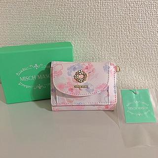 ミッシュマッシュ(MISCH MASCH)のミッシュマッシュ 三つ折り財布(財布)