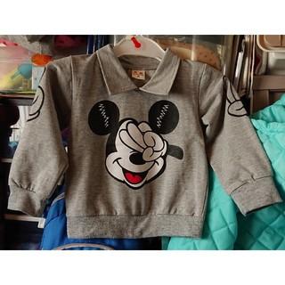 ミッキーマウス(ミッキーマウス)のミッキーマウス上下セット(Tシャツ/カットソー)