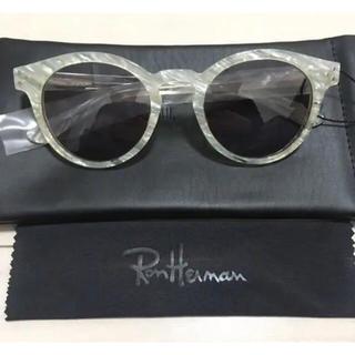 ロンハーマン(Ron Herman)のロンハーマン×金子眼鏡 ボストン サングラス(サングラス/メガネ)