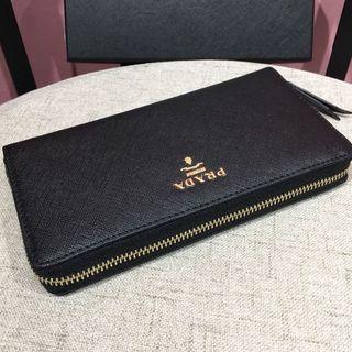 プラダ(PRADA)の【新品未使用】PRADA長財布 プラダ(長財布)
