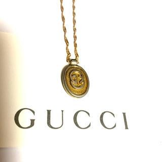 Gucci - GUCCI ネックレスチャーム オールドグッチ