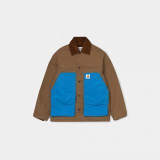 carhartt - 定価以下 Lサイズ carhartt awake jacket 茶