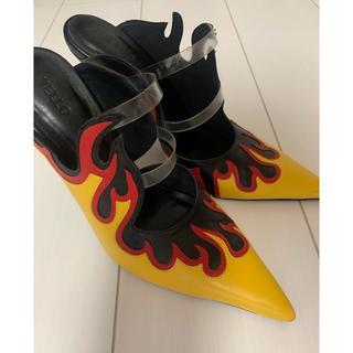 イエローブーツ(Yellow boots)のイエロー パンプス(ハイヒール/パンプス)